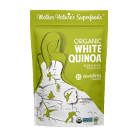 Mother Nature's: Organic White Quinoa [6] - 425g